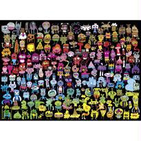 Doodle Rainbow : Jon Burgerman - 29786