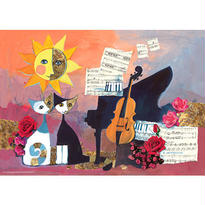 Cello : Rosina Wachtmeister - 29449
