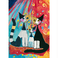 We Want To Be Together : Rosina Wachtmeister - 29081