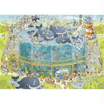 Funky Zoo, Ocean Habitat : Marino Degano - 29777