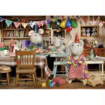 Mouse Mansion, Celebration  :  Karina Schaapman - 29705