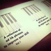 ジャズピアノ練習法Vol.123セット