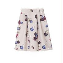 006120 / オリジナルプリントスカート