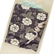牡丹唐草の袋帯