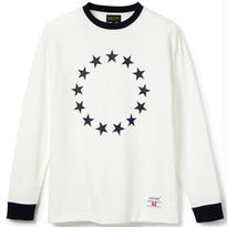 13 STARS RINGER LT. WEIGHT SWEAT