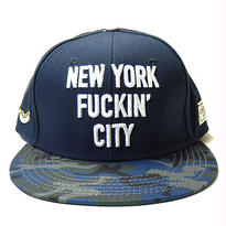 CAYLER & SONS NEW YORK CITY SNAPBACK CAP