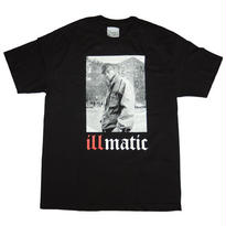 ILL STREET BLUES CLOTHING ILLMATIC T-SHIRT BLK