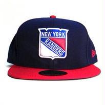 NEW ERA CAP NEW YORK RANGERS