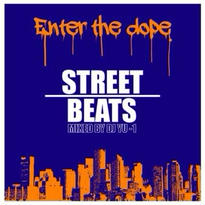 CD) DJ YU-1 STREET BEATS vol.1