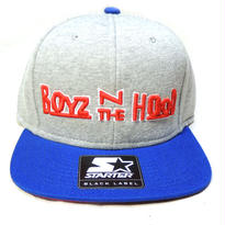 STARTER × BOYZ N THE HOOD LOGO SNAPBACK CAP