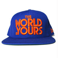 CLASSIC MATERIAL NY / The World Is Yours Cap