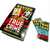 TRUE CRIME TRADING CARDS