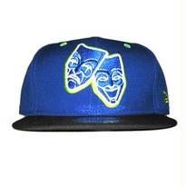 NEW ERA CAP 2 FACE(BLU×BLK)