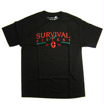 CITY LEAGUE SURVIVAL OF THE FITTEST T-SHIRT