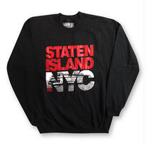 2520NYC 5BORO CREW NECK SWEAT STATEN ISLAND