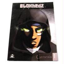BLOKHEDZ #1 STREET LEGENDS COMICS