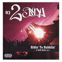 DJ 2FLY/RIDIN' TO BUBBLIN'