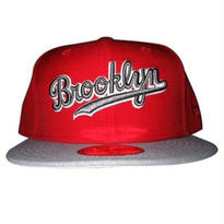 NEW ERA CAP BROOKLYN DODGERS #3