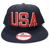 NEW ERA USA 1992 SNAPBACK CAP