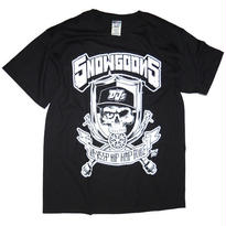 SNOWGOONS WE KEEP HIP HOP ALIVE T-SHIRT
