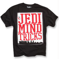 JEDI MIND TRICKS CITY SKYLINE T-SHIRT