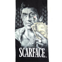 SCARFACE RESPECT BEACH TOWEL