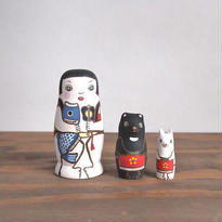 MATRYOSHKA 3sets 金太郎 KinTaro