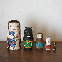 MATRYOSHKA 5sets 金太郎 KinTaro