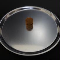 Evernew チタンカップ400FD用 かぶとやま工房 特製アルミニウムリッド