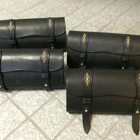 「ZOOL LEATHER ORIGINAL SADDLE TOOL BAG」