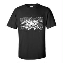 BIG BLAZE WILDERS 15th Anniversary OFFICIAL T-SHIRT BLACK