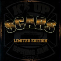 SCARS / LIMITED EDITION DVD