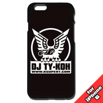 DJ TY-KOH LOGO iPhone CASE for iPhone 6