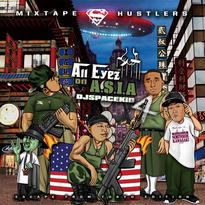 【特典付き】DJ SPACEKID - ALL EYEZ ON A.S.I.A PART.4