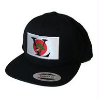 "Vampire Life ""Japan"" SNAPBACK CAP BLACK"