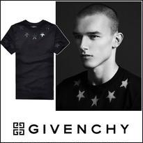 [激安・数量限定]【 GIVENCHY ジバンシー 】STARスタープリントTシャツ [GVT-08]