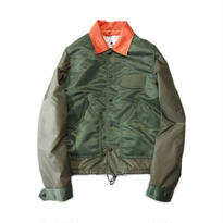 MA-1 & Coach Mix Blouson (KH)