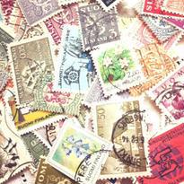 フィンランド:使用済み切手 20枚アソート