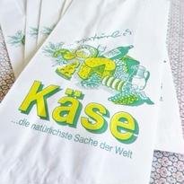 ドイツ:チーズ屋さんの紙袋5枚セット
