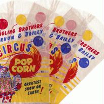 USA 1950年代サーカスのお菓子袋