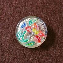 チェコガラス ボタン