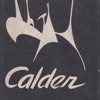 Calder THE MUSEUM OF MODERN ART NEW YORK