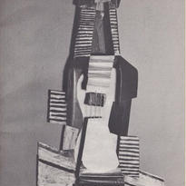 Picasso Sculpture / Tate Gallery