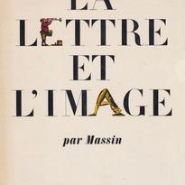 MASSIN / LA LETTRE ET L'IMAGE
