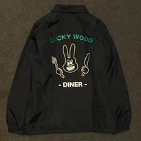 LUCKYWOOD【 ラッキーウッド】DELIVERER COACH JACKET コーチ ジャケット