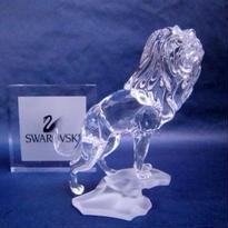 swarovski(スワロフスキー)クリスタル ライオン