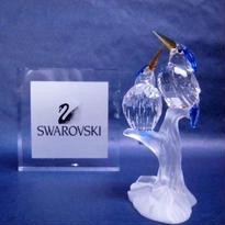 swarovski(スワロフスキー)クリスタル カワセミ