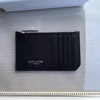 人気 Yves Saint Laurent イヴサンローラン YSL レディース セレブ愛用 カードケース コイン入れ 財布 さいふ サイフ ysl-134