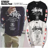 セール ステューシー STUSSY イラスト Tシャツ 長袖SS-231