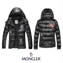 モンクレール X MasterMind Japan 16/17秋冬新作 男女 SA級 高級品 ダウンジャケット  [1111-MC-18]